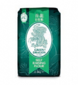 Green Dragon Self Raising Flour | Buy Online at The Asian Cookshop